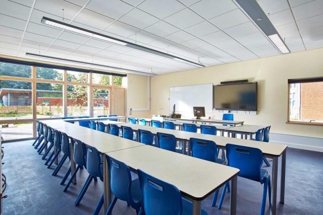 Bewdley Classrom